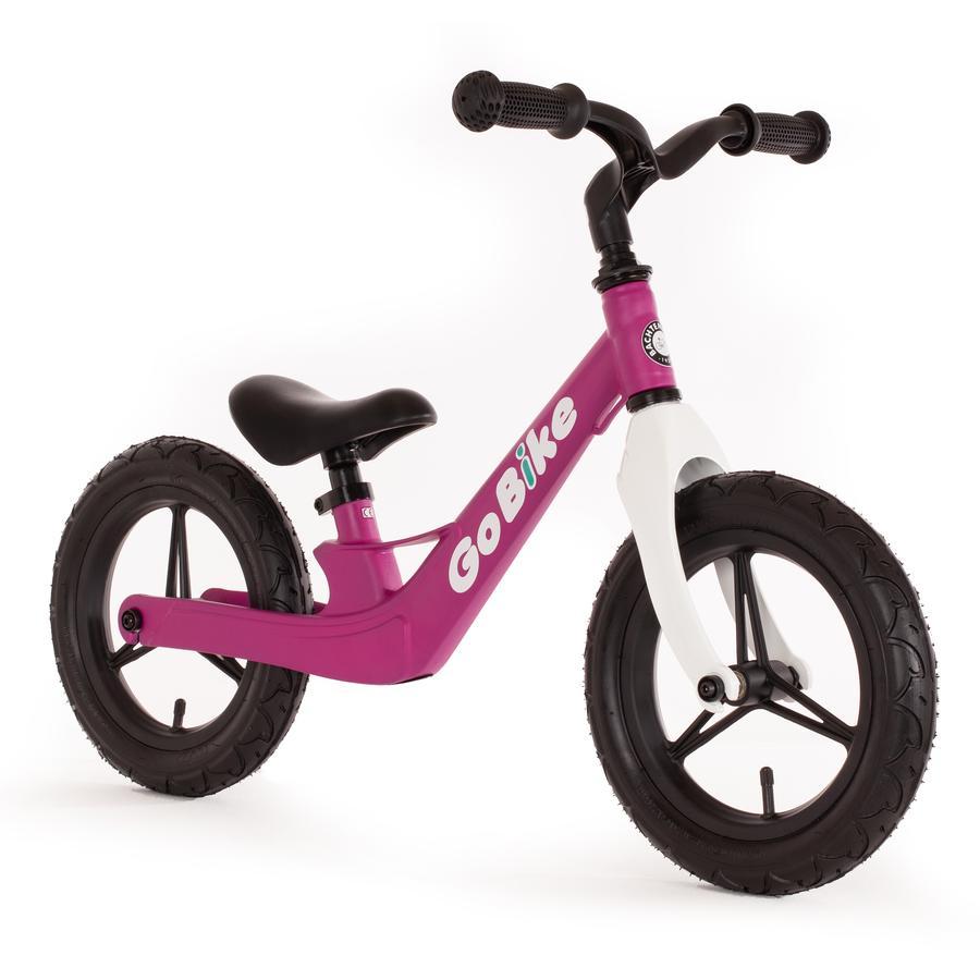 "Bachtenkirch 12"" Lernlaufrad Go Bike - Luftbereifung lila"