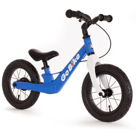 """Bachtenkirch 12"""" Lernlaufrad Go Bike - Luftbereifung und Bremse blau"""