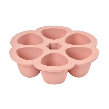 BEABA Contenitore di stoccaggio Multi porzioni rosa 6 x 150 ml