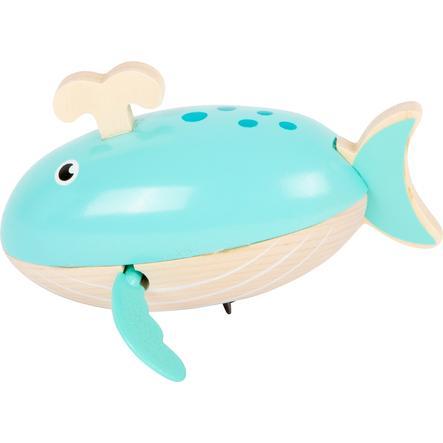 small foot  ® Zabawka wodna wiatraczek wieloryb