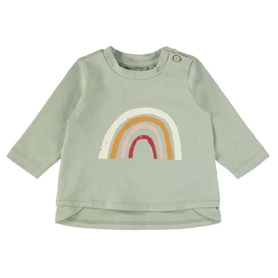 name it Langermet skjorte NBFDAISI Desert Sage