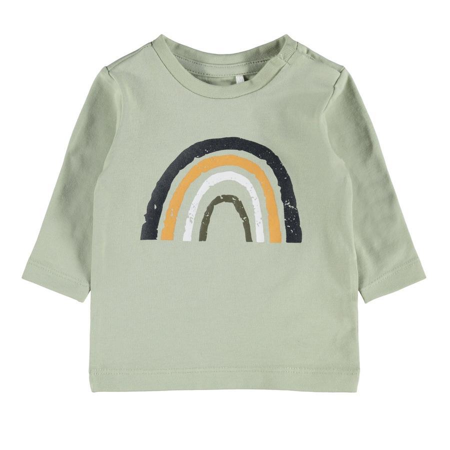 name it Pitkähihainen paita NBMDAFORM Desert Sage