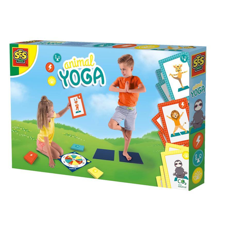 SES Creativ e® Yoga för djur