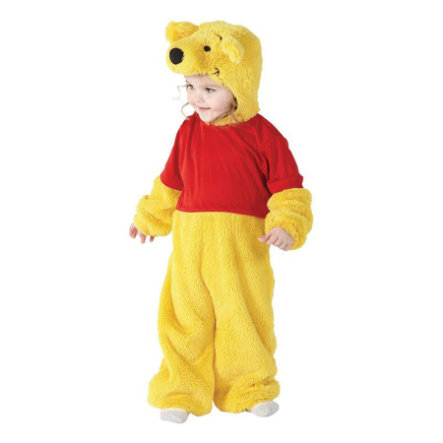 Rubies Karnevalskostüm Winnie der Pooh Fell-Overall