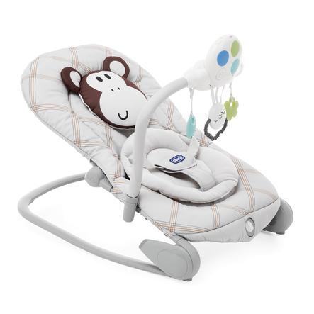 chicco Wippe Balloon Monkey