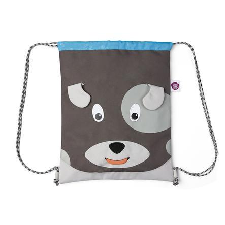 Affenzahn Sportstaske: hund, grå