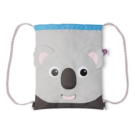Affenzahn Turnbeutel: Koala, grau