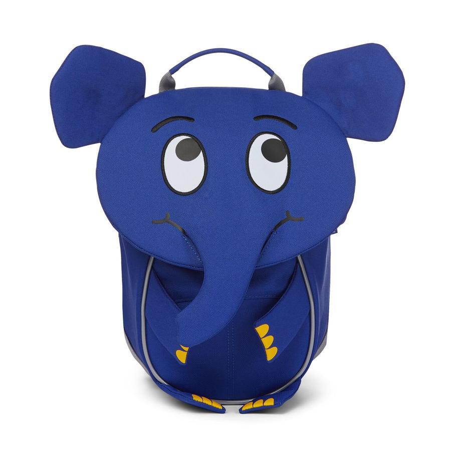Affenzahn Kleine Freunde - Kinderrucksack: WDR Elefant, blau