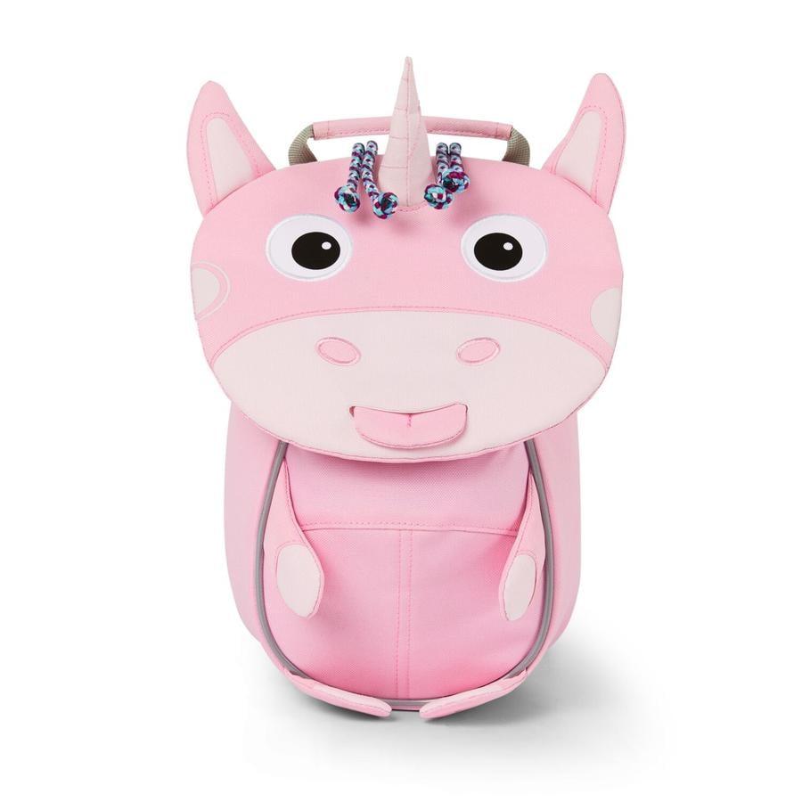 Affenzahn Kleine Freunde - Kinderrucksack: Einhorn, rosa