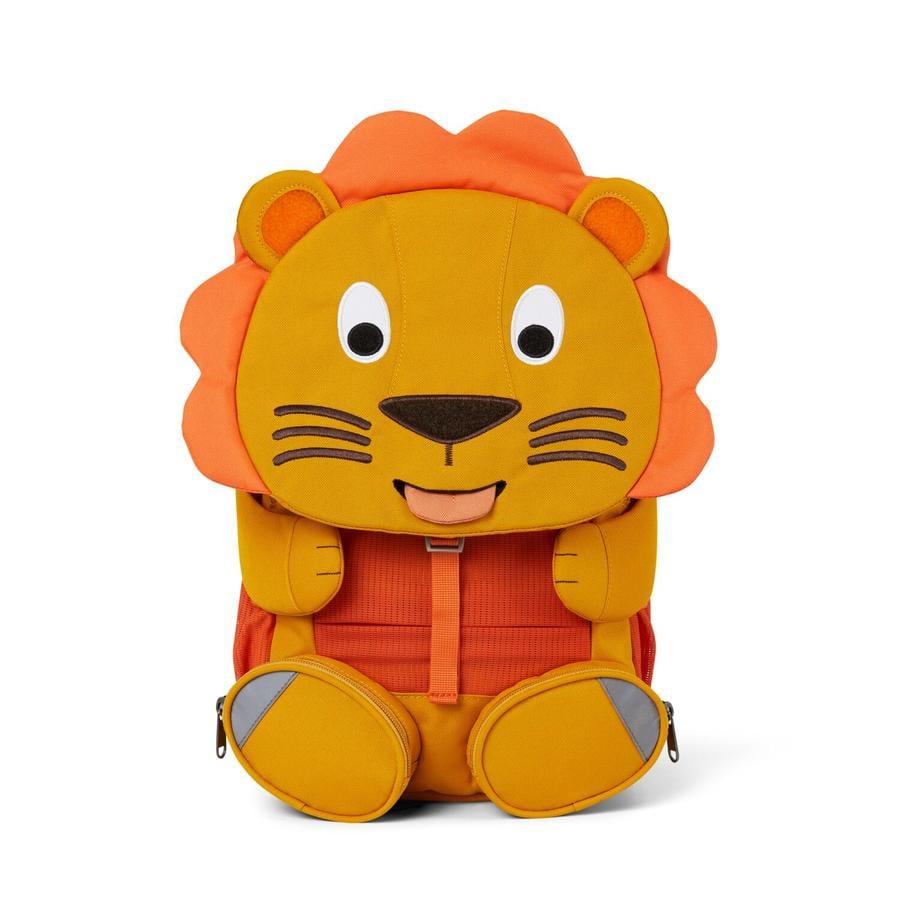 Affenzahn Große Freunde - Kinderrucksack: Löwe, gelb