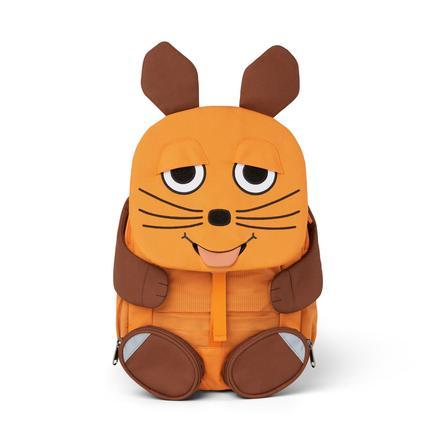 Affenzahn Große Freunde - Kinderrucksack: WDR Maus, orange