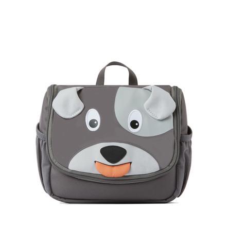 Affenzahn Kulturtasche: Hund, grau