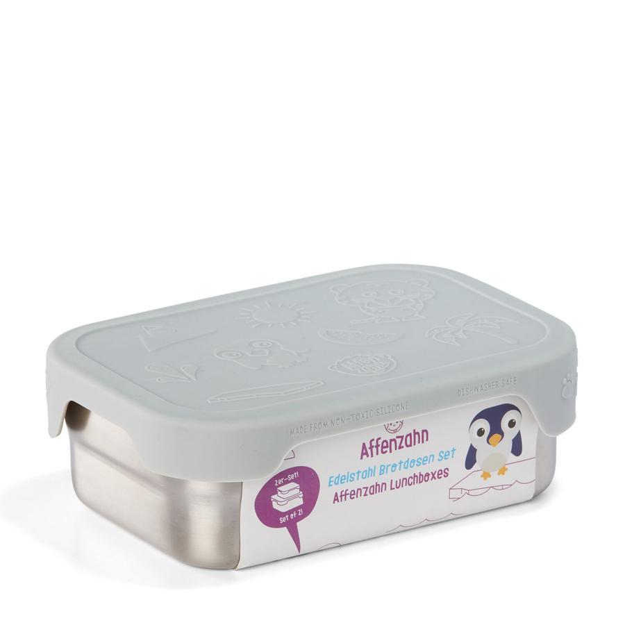 Affenzahn Zestaw pudełek na lunch: Koala, szary