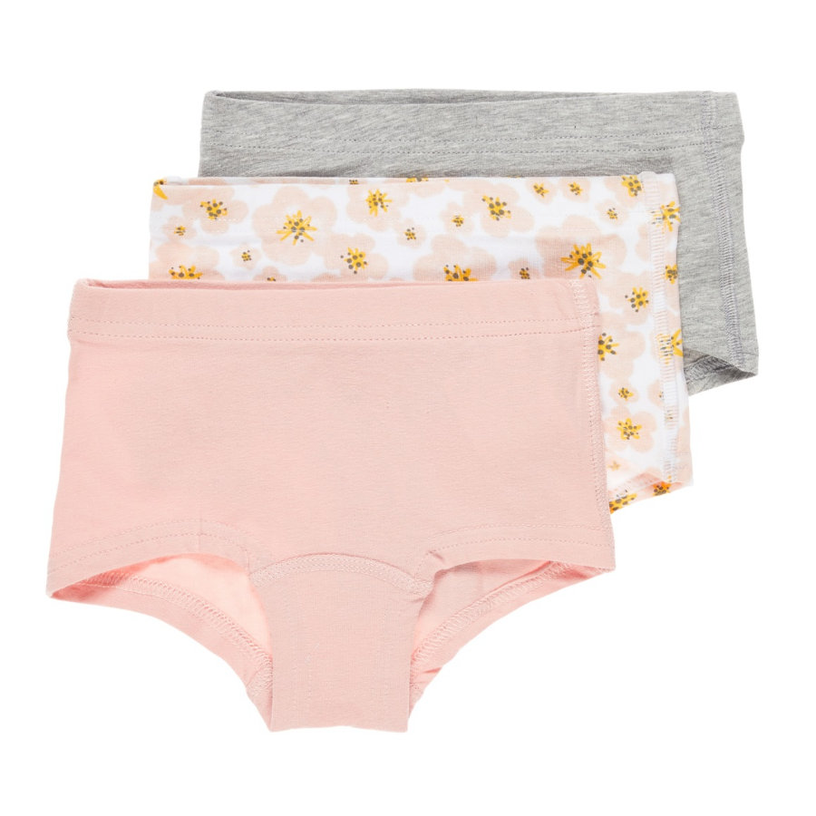 name it Hipster 3er Pack Silver Pink