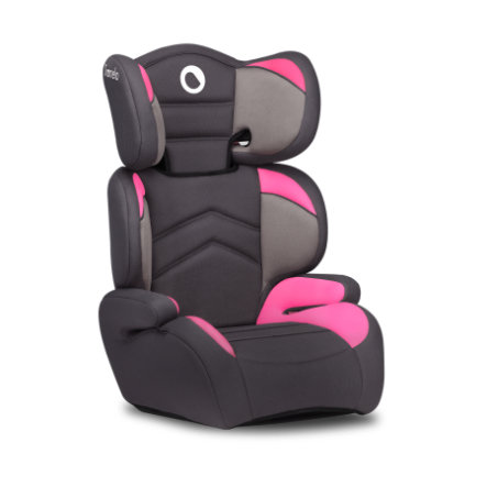 lionelo Kindersitz Lars Candy Pink