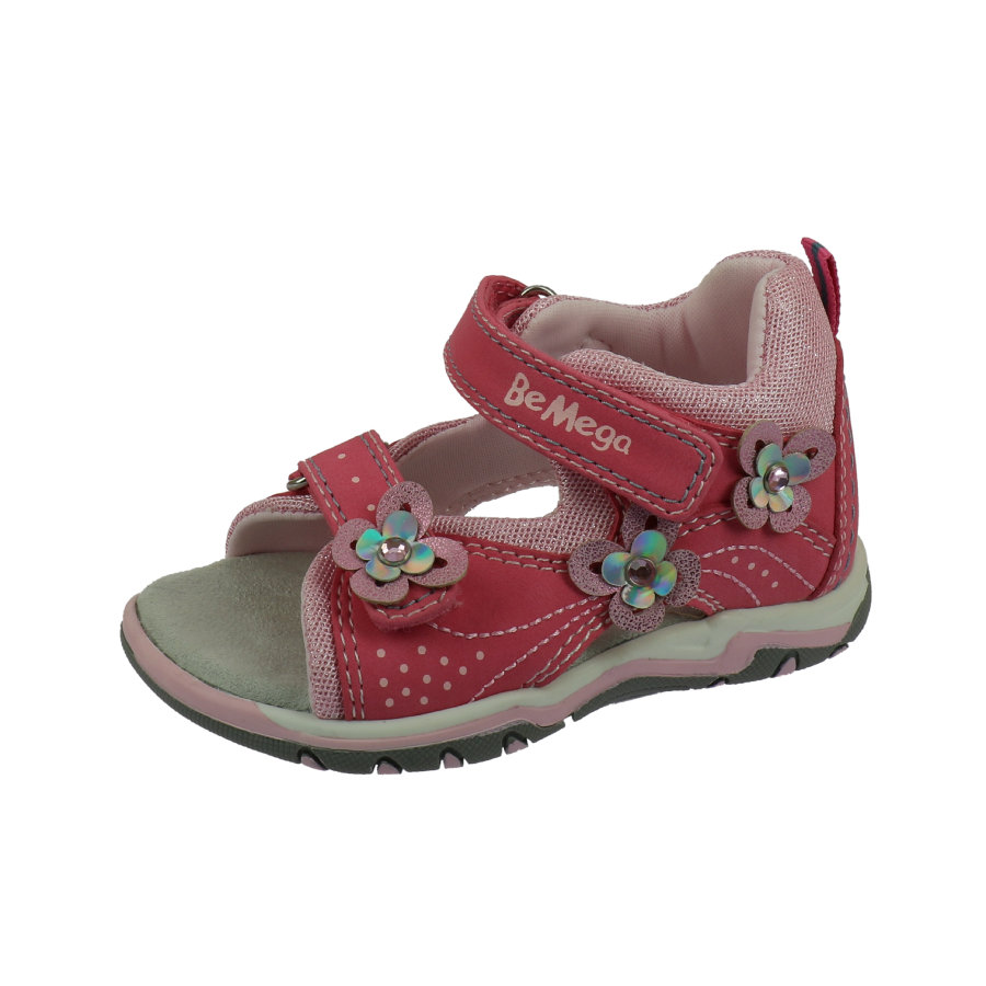 Be Mega Sandale pink
