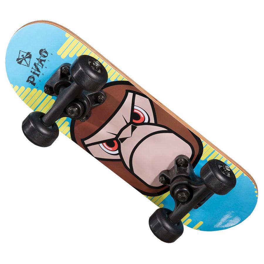 PiNAO Sports Mini-Skateboard Monkey