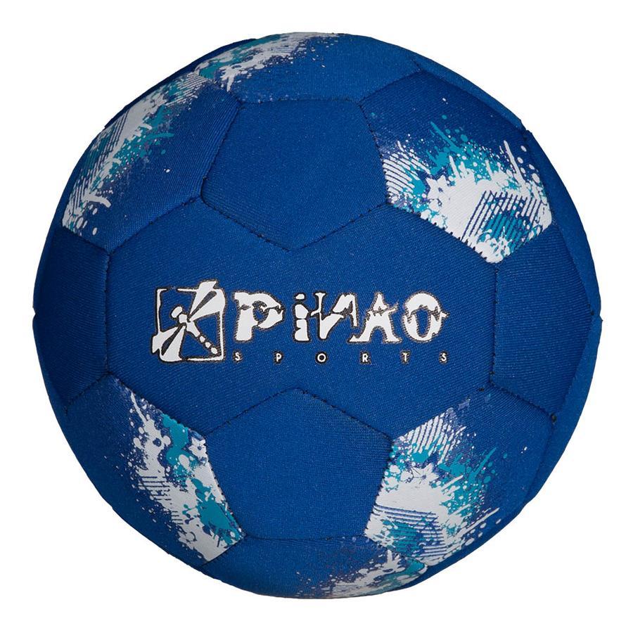PiNAO Sports Neopren-Mini-Fußball, blau