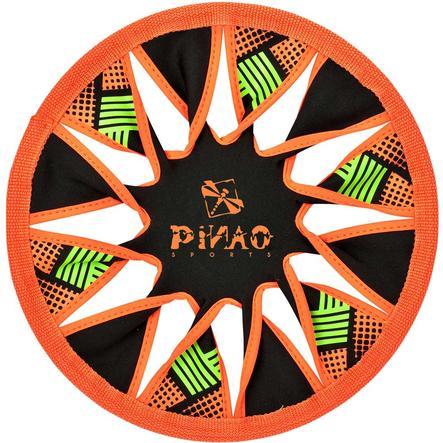 PiNAO Sports Neopren-Wurfscheibe Twist, orange