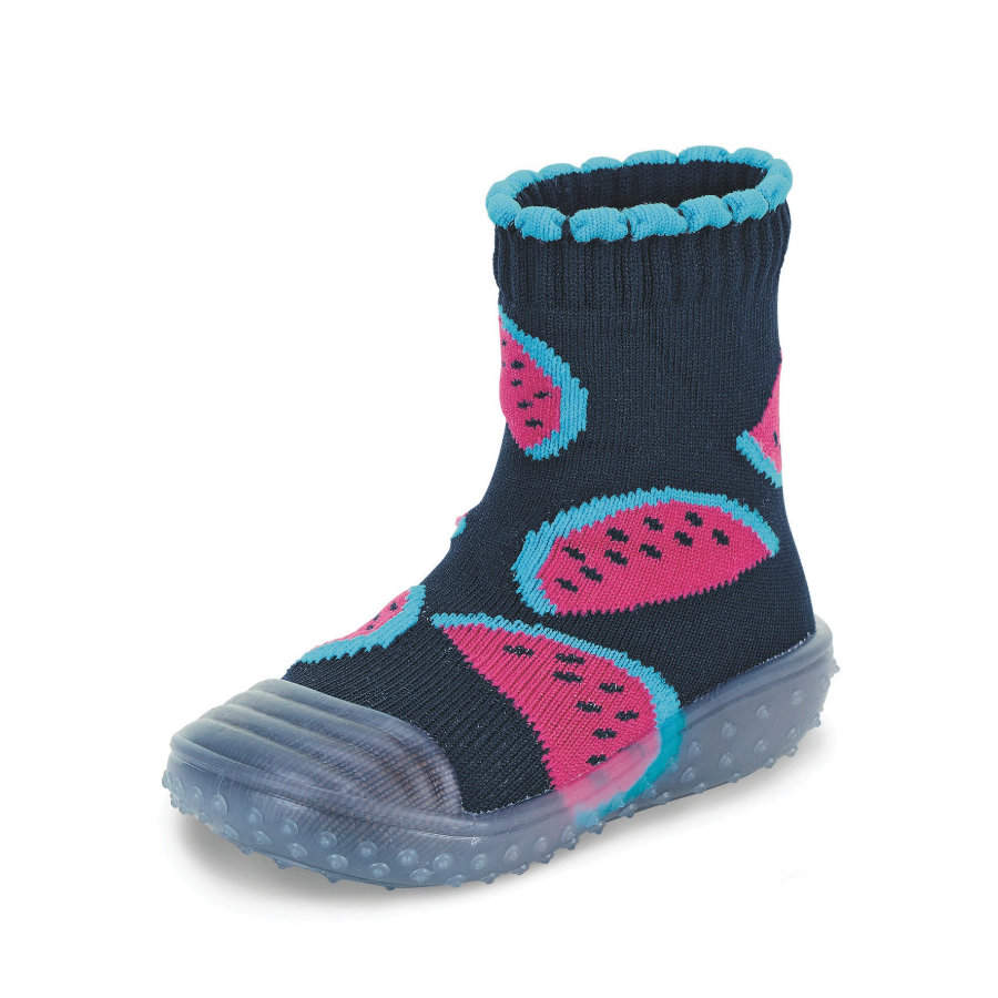 Sterntaler Adventure-Socken Melonen marine