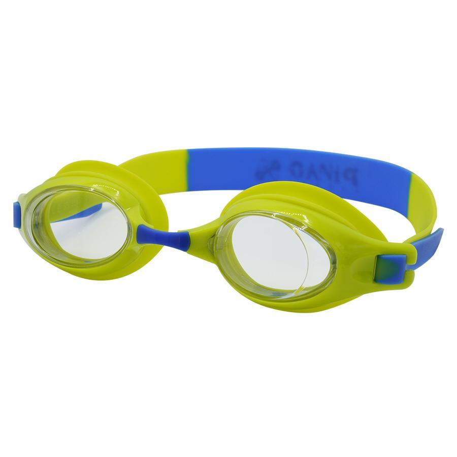 PiNAO Sports svømmebriller til børn blå / grøn