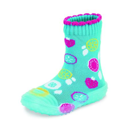 Sterntaler Adventure-Socken Früchte türkis
