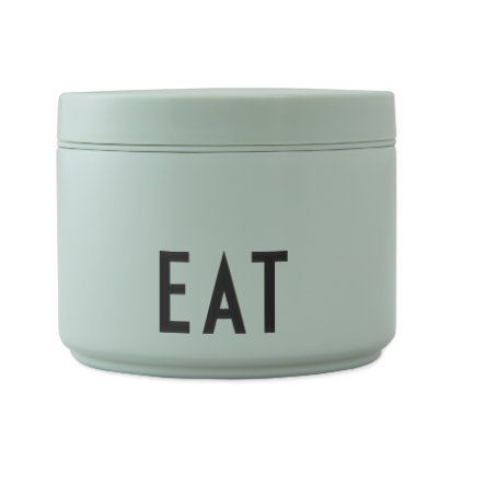 Design letters Thermo-Lunchbox klein in Mint