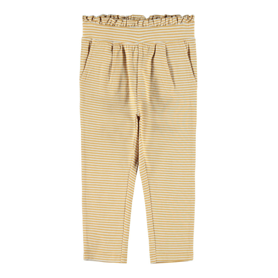 name it Pantalones NMFDAGMAR Abeto Yellow