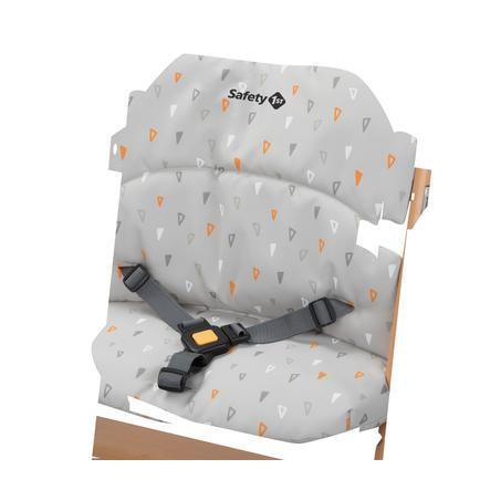 Safety 1st Coussin d'assise de chaise haute bébé Timba warm grey