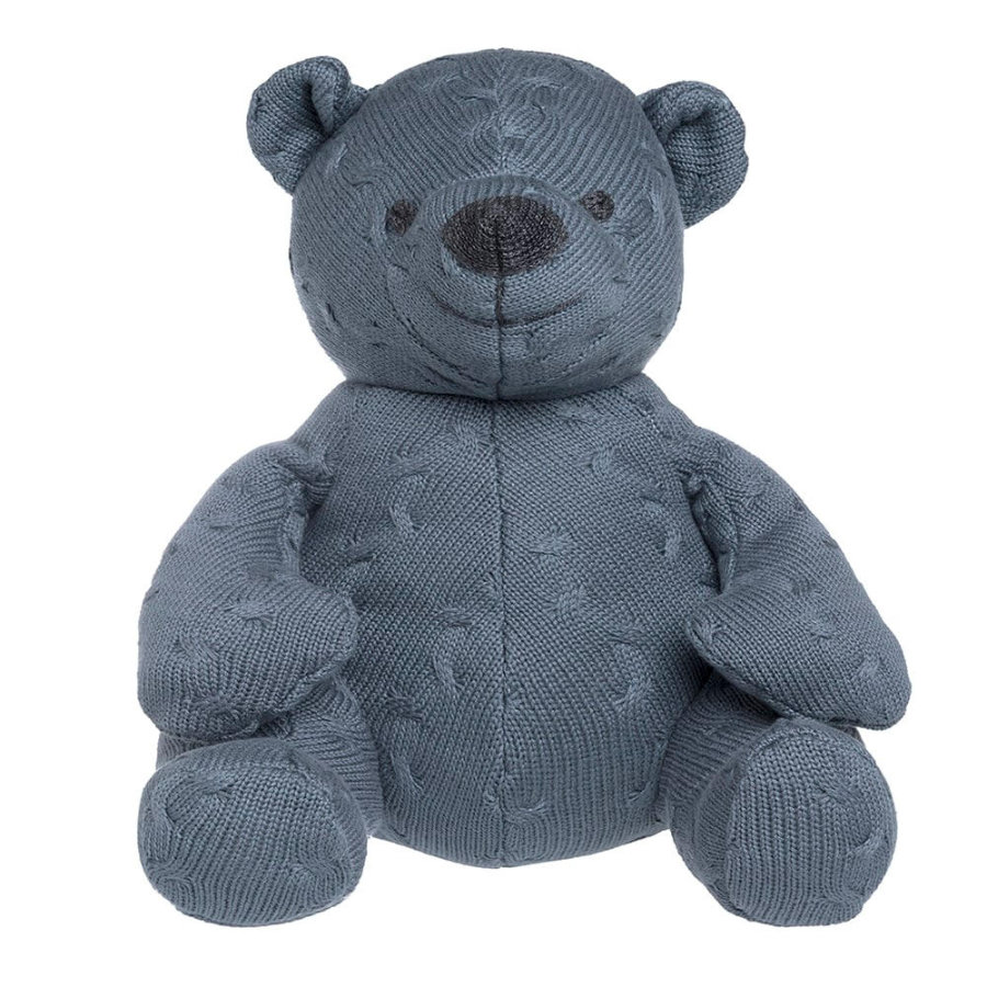 baby's only Peluche ours Cable granite, 35 cm