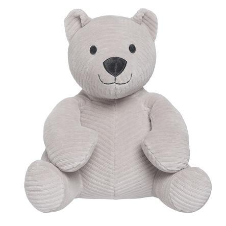baby's only Guadaña de oso de peluche gris guijarro, 25 cm
