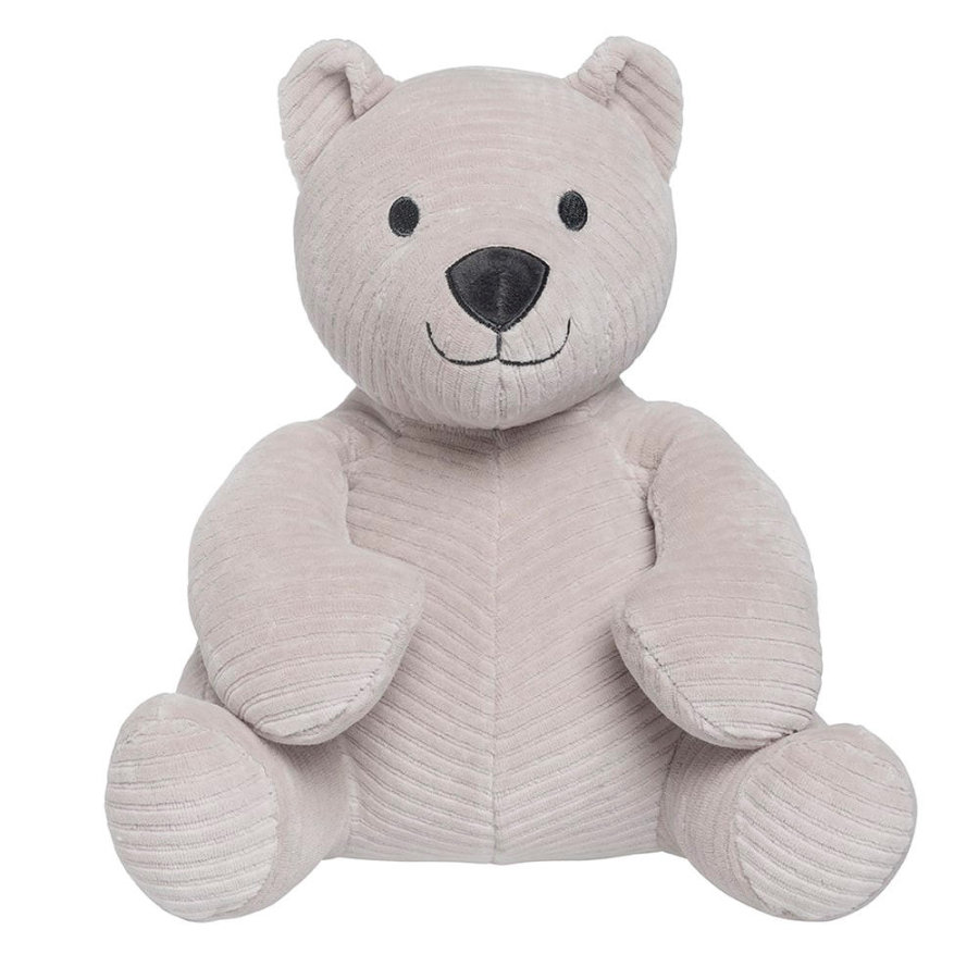 baby's only Peluche ours Sense gris caillou, 25 cm