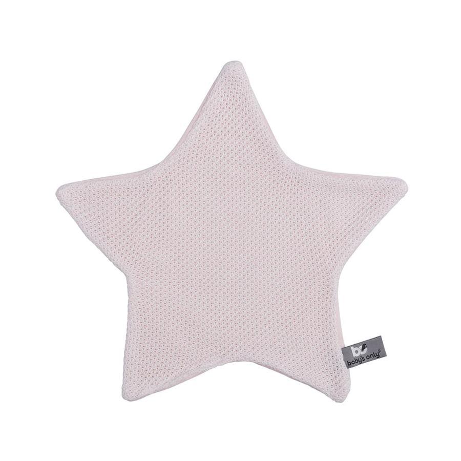 baby's only koseklut stjerne klasse rosa
