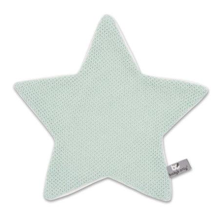 baby's only Kuscheltuch Stern Classic mint