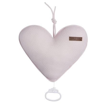 baby's only Muziekdoos hart Class ic roze