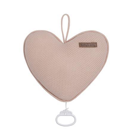 baby's only Pozytywka serce Class ic blush
