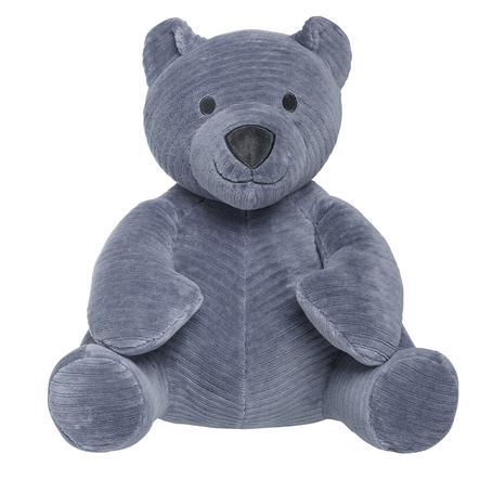 baby's only knuffelbeer Sense vintage blauw, 25 cm