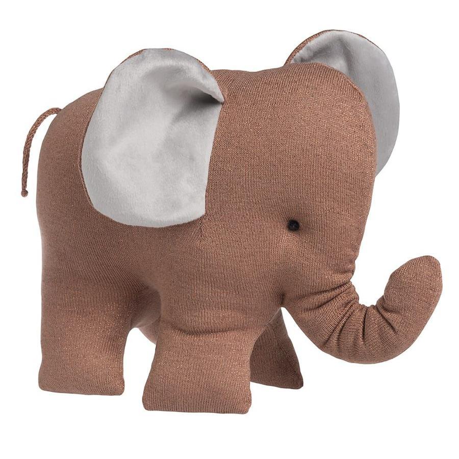 baby's only Kuscheltier Elefant Sparkle kupfer-honey melee