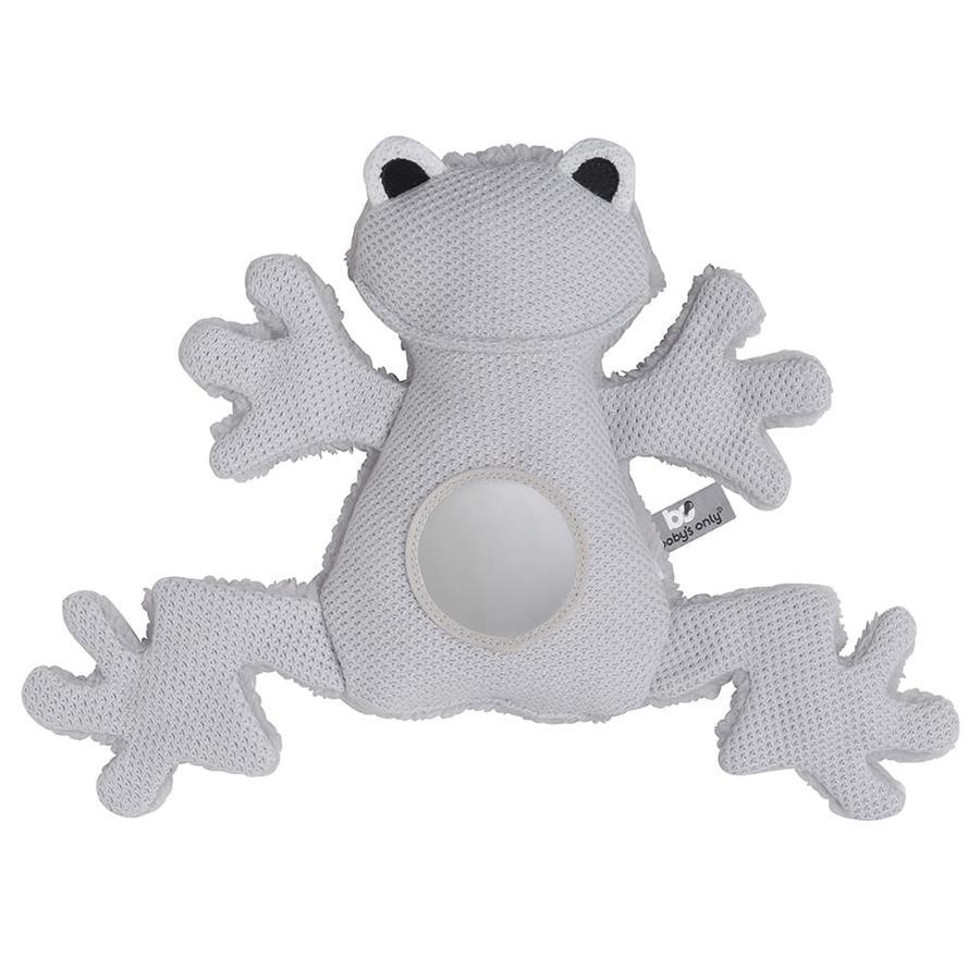 baby's only kosedyr frosk sølvgrå