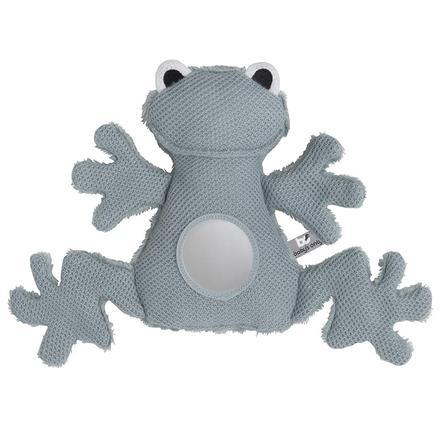 baby's only Kuscheltier Frosch stonegreen