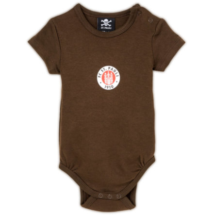 Body pour bébé St. Pauli brun