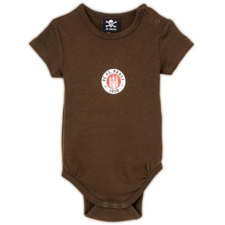 St.Pauli Vauvan bodi ruskea