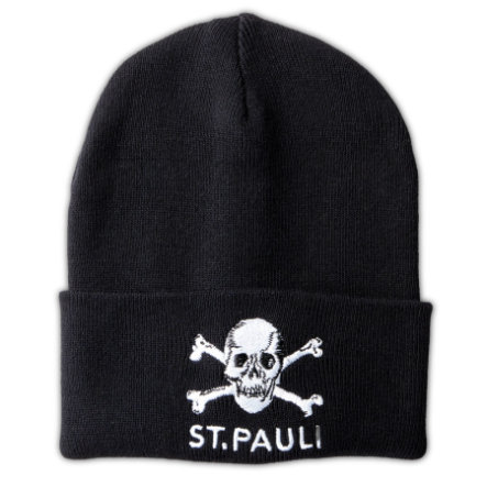 St. Pauli Babymütze Totenkopf