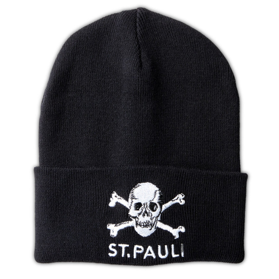 St. Pauli baby cap skull