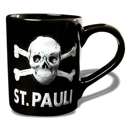 Coupe St. Pauli crâne 3D
