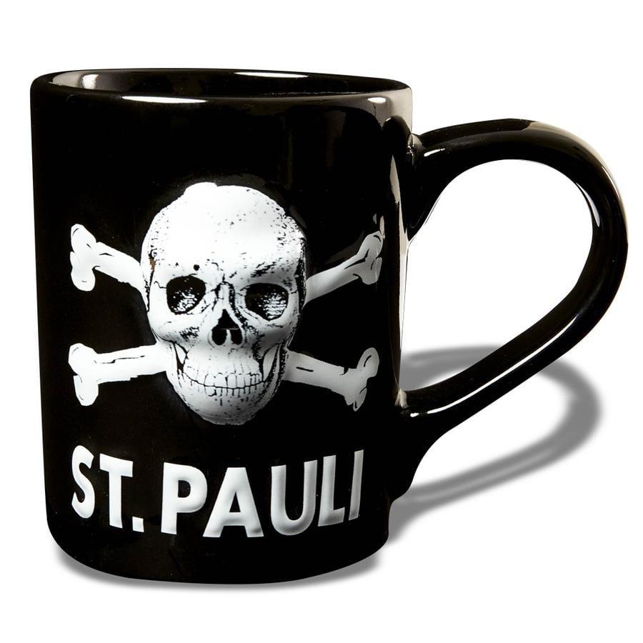 St. Pauli kop 3D kranium