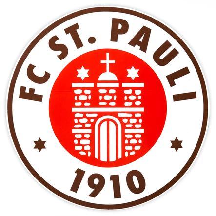 St. Pauli Aufkleber Groß Vereinslogo