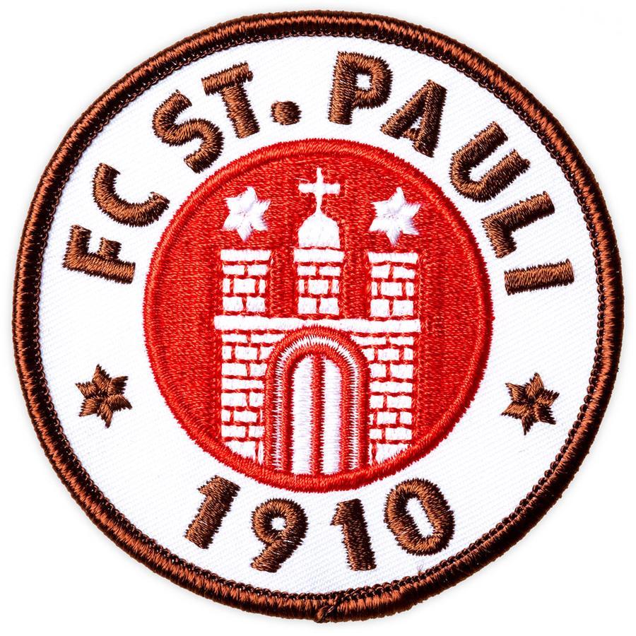 St. Pauli Patch Logo bruin