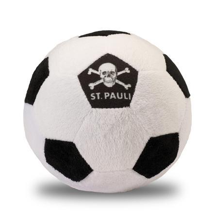 St. Pauli Plüschball Totenkopf