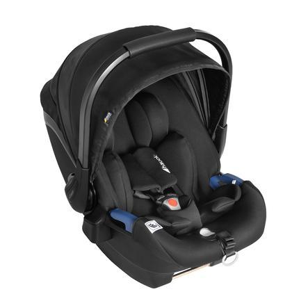 hauck Babyschale Select Baby i-Size Black Black